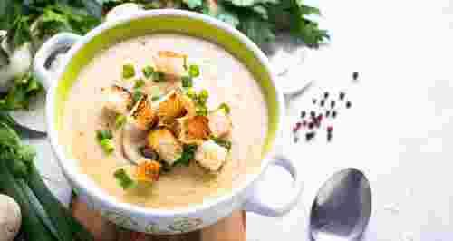 Осенние крем-супы: 3 рецепта