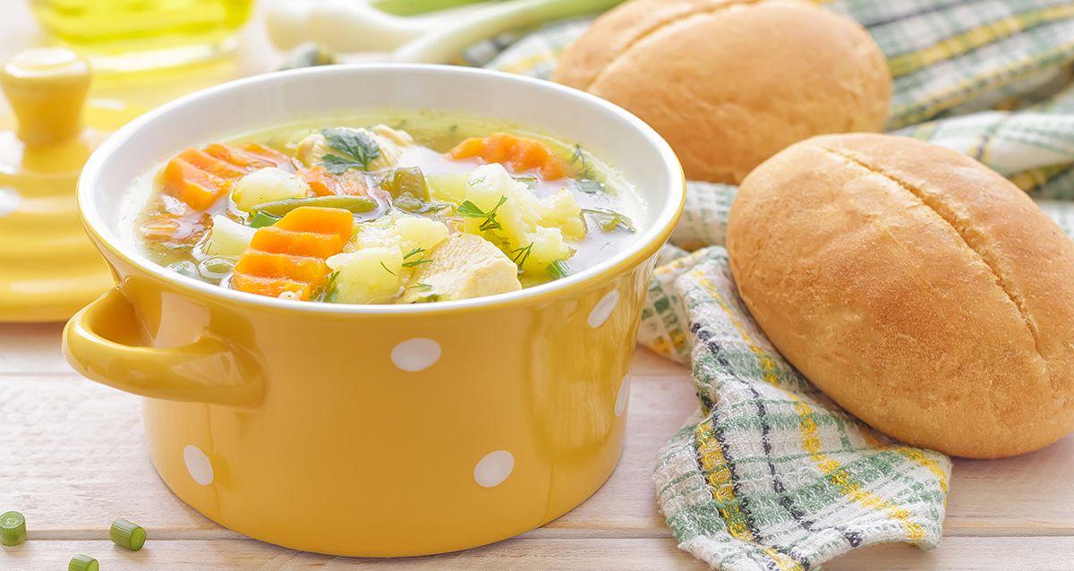 3 супа, которые защитят от простуд