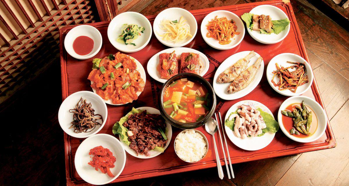 Утренний гастротур: завтрак по-корейски
