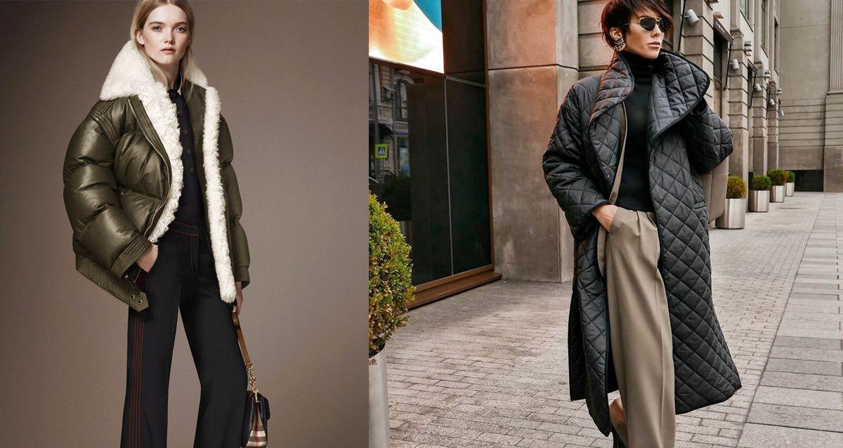 Как одеваться зимой тепло и стильно одновременно