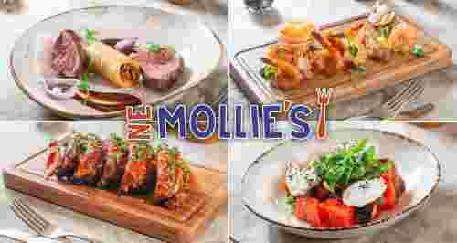 Скидки до 50% на все меню и напитки в пабе NeMollies