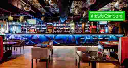 Скидки до 50% на все меню и бар в Crazy MiX на Красных воротах