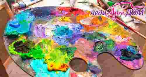 Скидки до 79% на мастер-классы по живописи