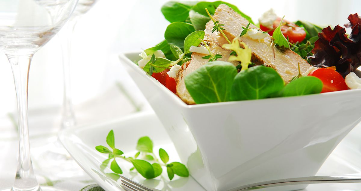 Весенние ПП-салаты: 3 рецепта