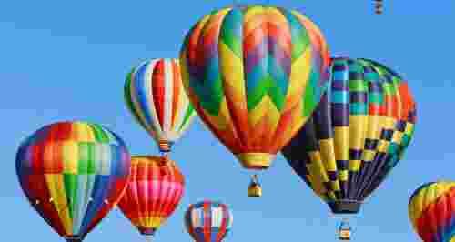 Скидки до 55% на полет на воздушном шаре