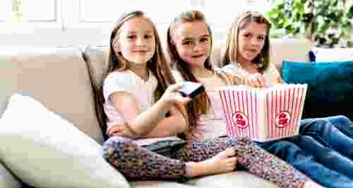 Мультфильмы для всей семьи: что посмотреть «на карантине»?