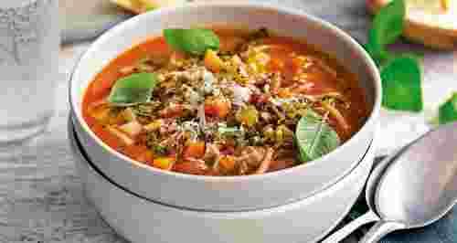 Не толстеем на карантине: рецепты диетических блюд