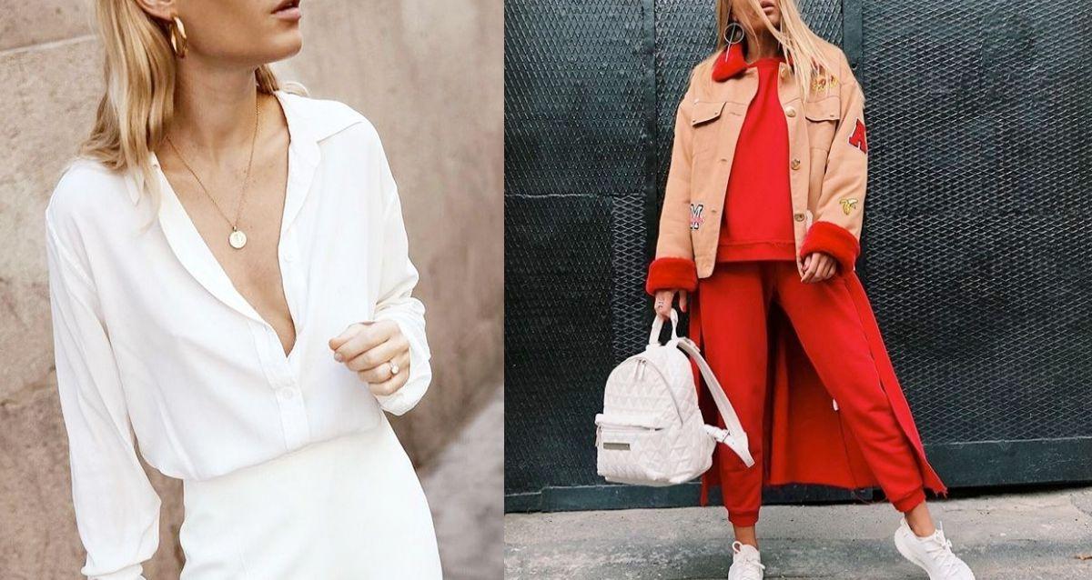 3 «дорогих» цвета в одежде