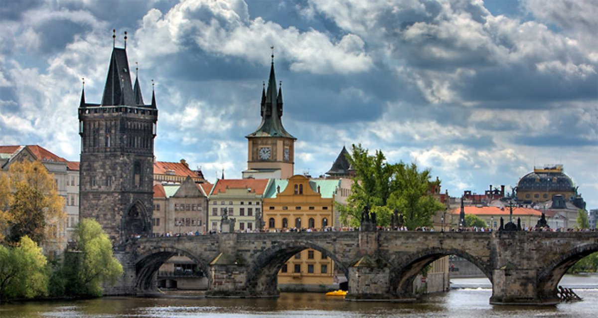 Каникулы в Чехии