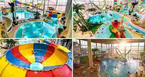 Скидки до 100% в аквапарке «Мореон»