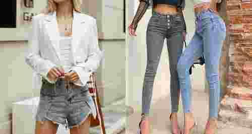 Модные лайфхаки для невысоких женщин