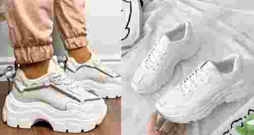 Тренды на кроссовки, кеды и сникерсы в 2020