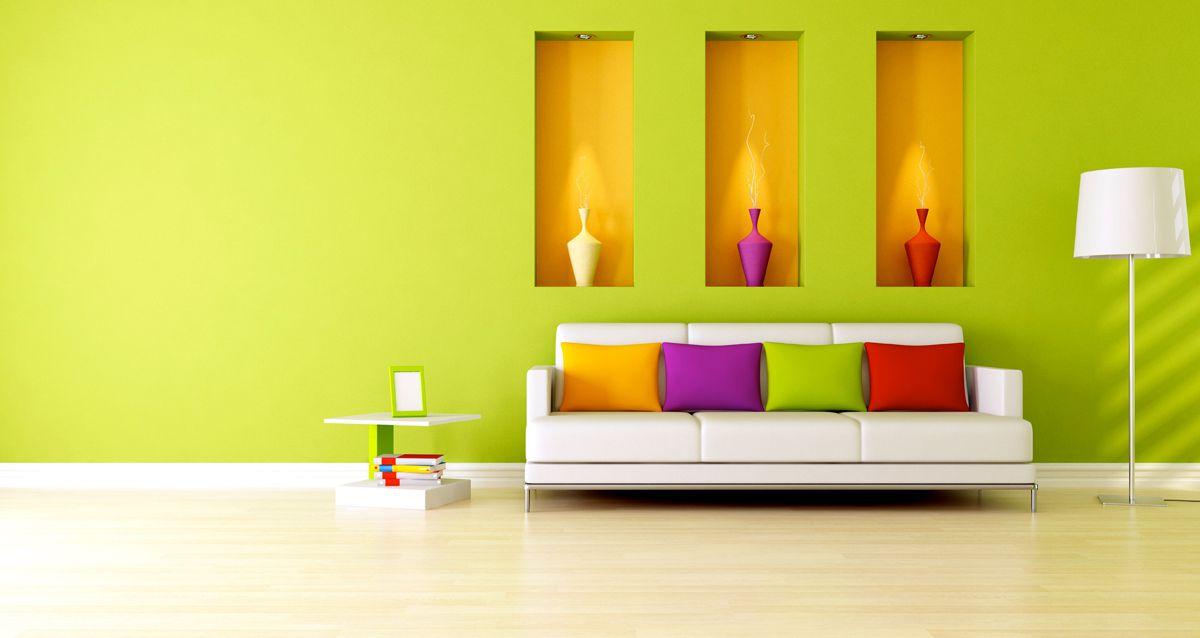 Красим стены: виды красок и советы по покраске