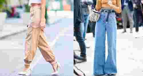 5 моделей брюк, которые скроют широкие бедра