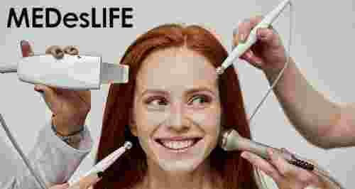 Скидки до 80% в центре косметологии MEDesLIFE