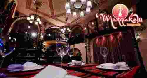 Скидки до 30% на все меню кухни в ресторане Marrakesh lounge