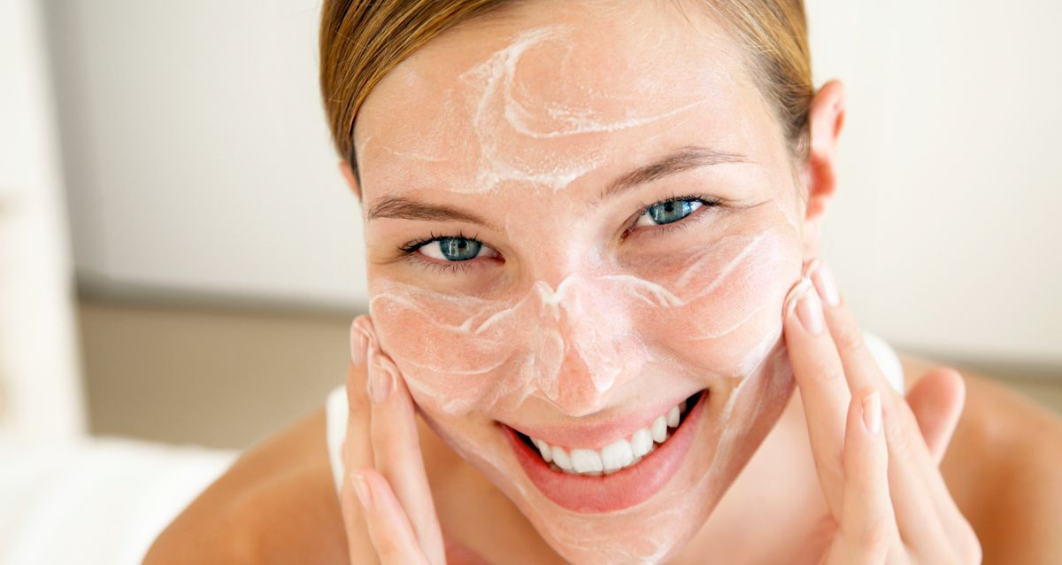 4 принципа здоровой кожи