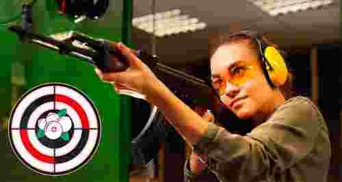 Скидки до 57% на стрельбу или участие в военной игре в милитари-клубе «Белая Клюква»