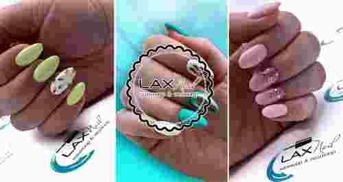 890 р. за маникюр с покрытием гель-лак + дизайн двух ногтей в подарок