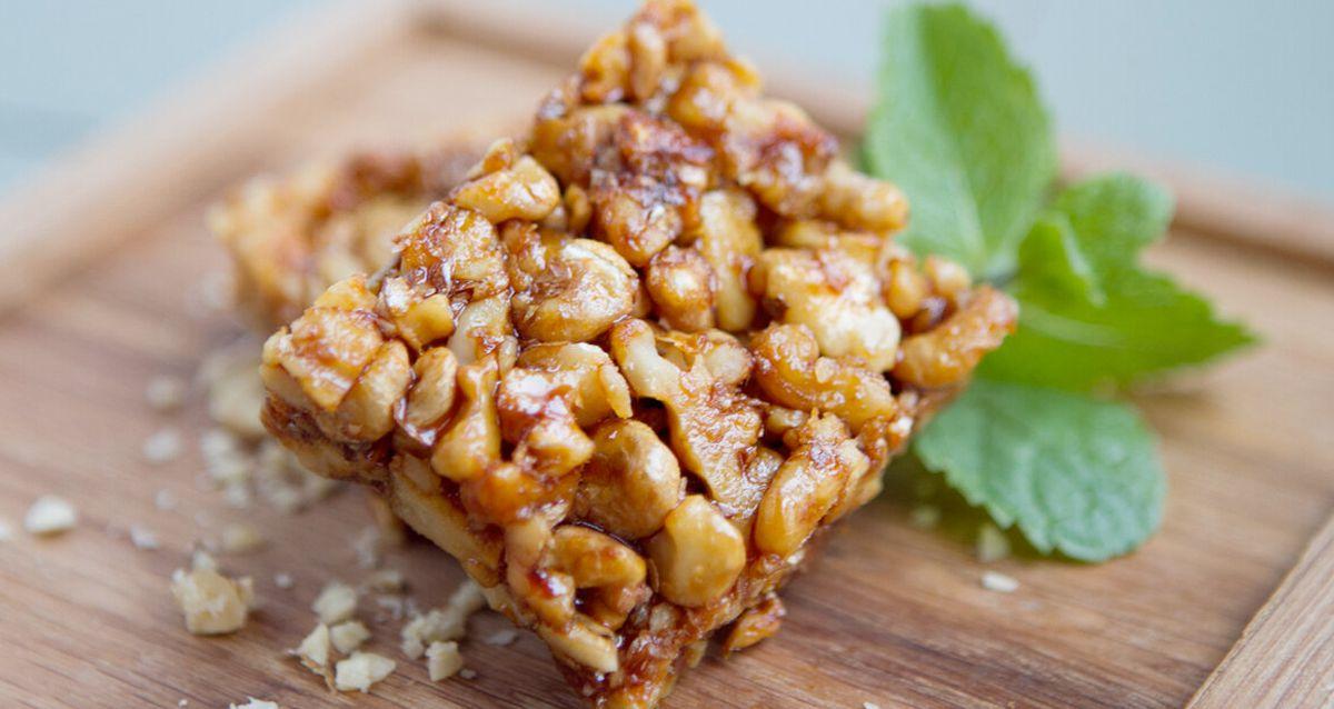 Вкусный октябрь: рецепты с грецкими орехами