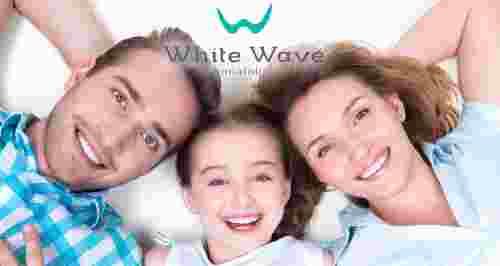 Скидка 62% на услуги White Wave Stomatologу в центре города