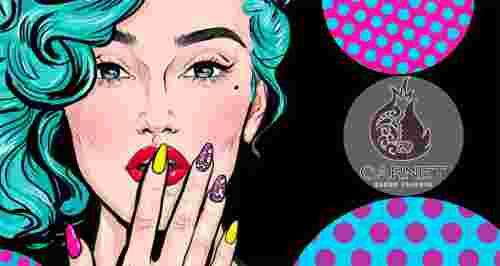 Скидки до 70% на услуги для ногтей в салоне красоты Garnet
