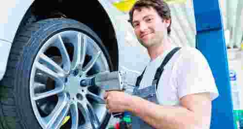 Скидки до 75% на шиномонтаж в BTR Auto