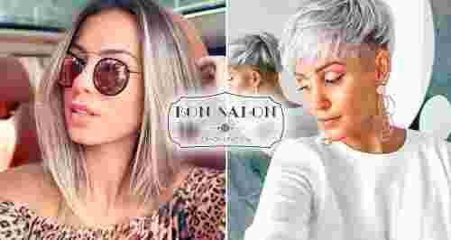 Скидки до 60% на стрижки и окрашивания в студии красоты Bon Salon