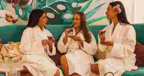Скидки до 54% на массаж и SPA в салоне «Квартира №427»
