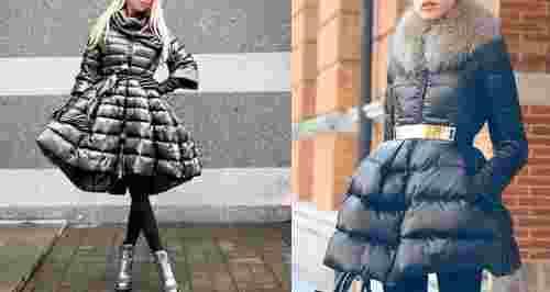 В пух и прах: эти пуховики за гранью моды