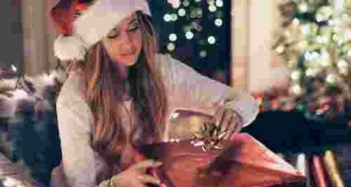 Идеи подарков на Новый год 2021 для девушки
