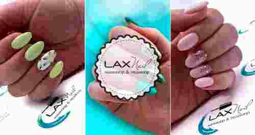 990 р. за маникюр с покрытием гель-лаком + дизайн двух ногтей в подарок