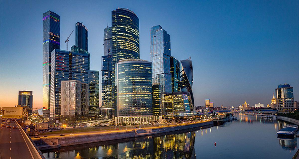 Скидки до 54% на экскурсию на смотровой площадке «Москва-Сити»