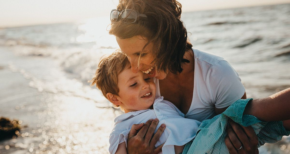 Как быть спокойной мамой?