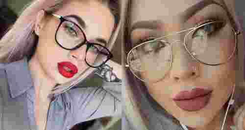 Гармоничное сочетание: как подружить макияж и очки