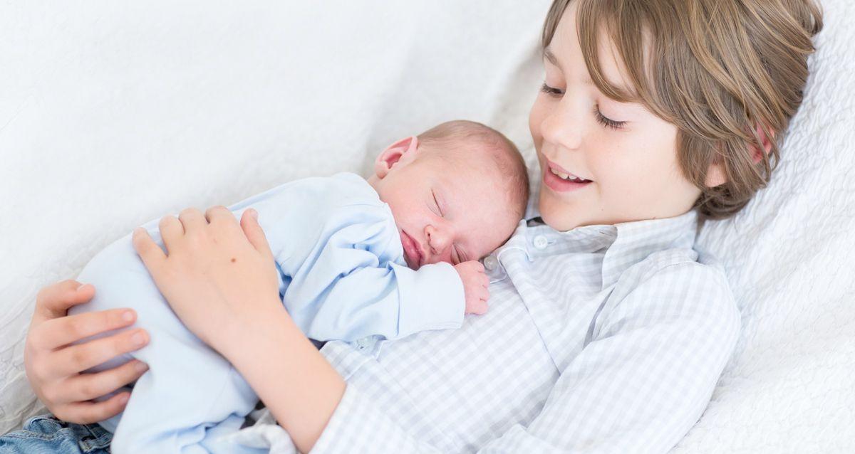 О чем нельзя забывать при рождении второго ребенка