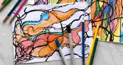 Рисуй и управляй своей жизнью: вся правда о нейрографике