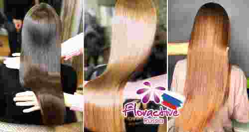 Скидки до 50% на курсы по восстановлению волос в академии красоты Floractive!