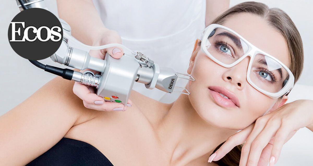 Скидки до 72% на лазерную косметологию и эпиляцию