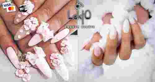 Скидки до 100% на ногтевой сервис от «LakЮ»