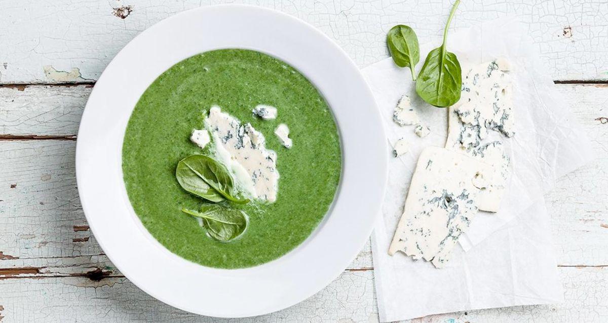Полезные блюда со шпинатом: рецепты