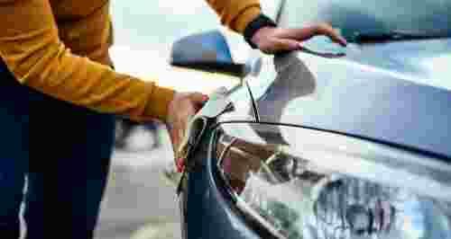 Cкидки до 64% на услуги автомойки LUXE