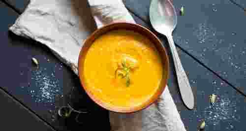 3 витаминных супа-пюре