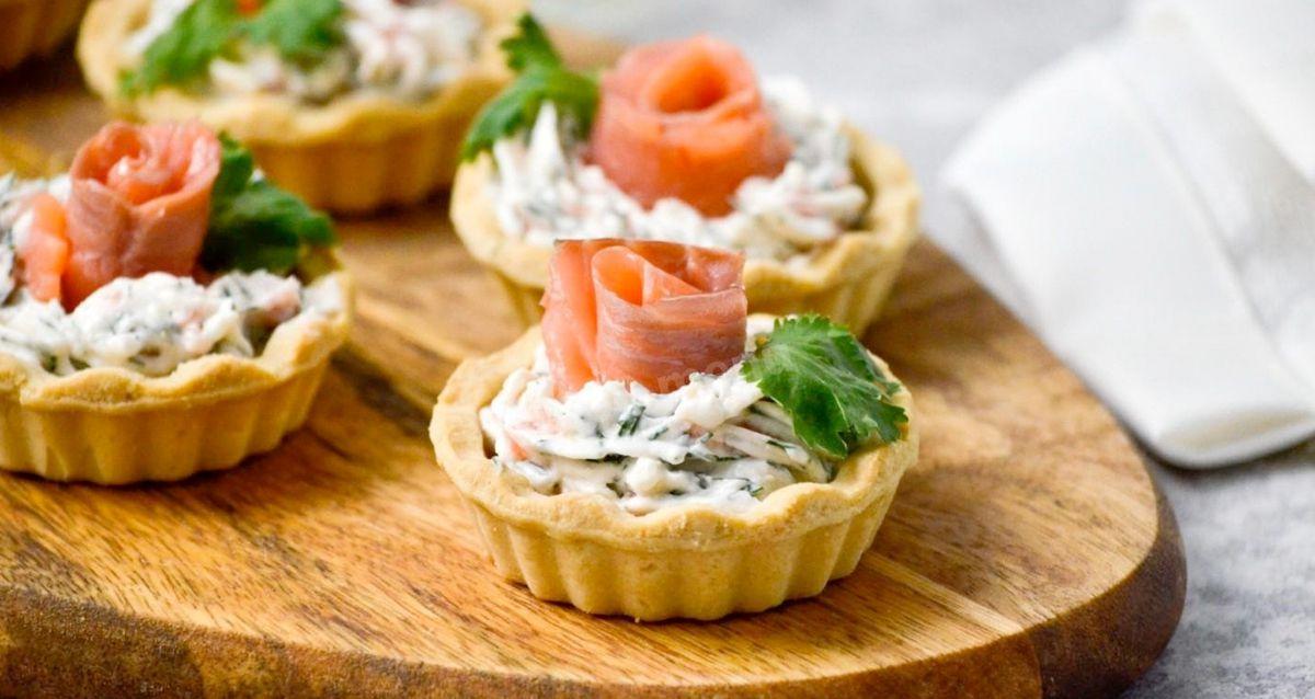 На закуску: рецепты начинок для тарталеток