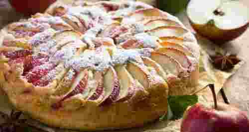 Сезонные десерты октября: 3 рецепта