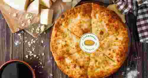Скидка 60% на пироги и пиццу от GrandPie