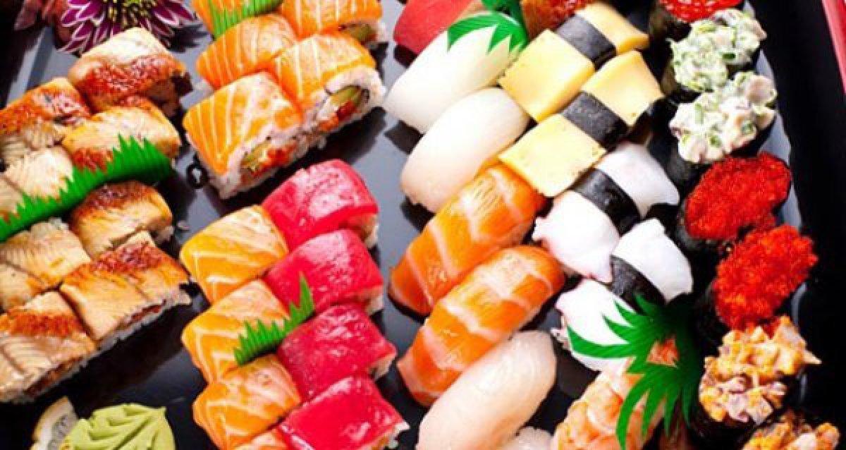 Ощутите великолепие японской кухни!
