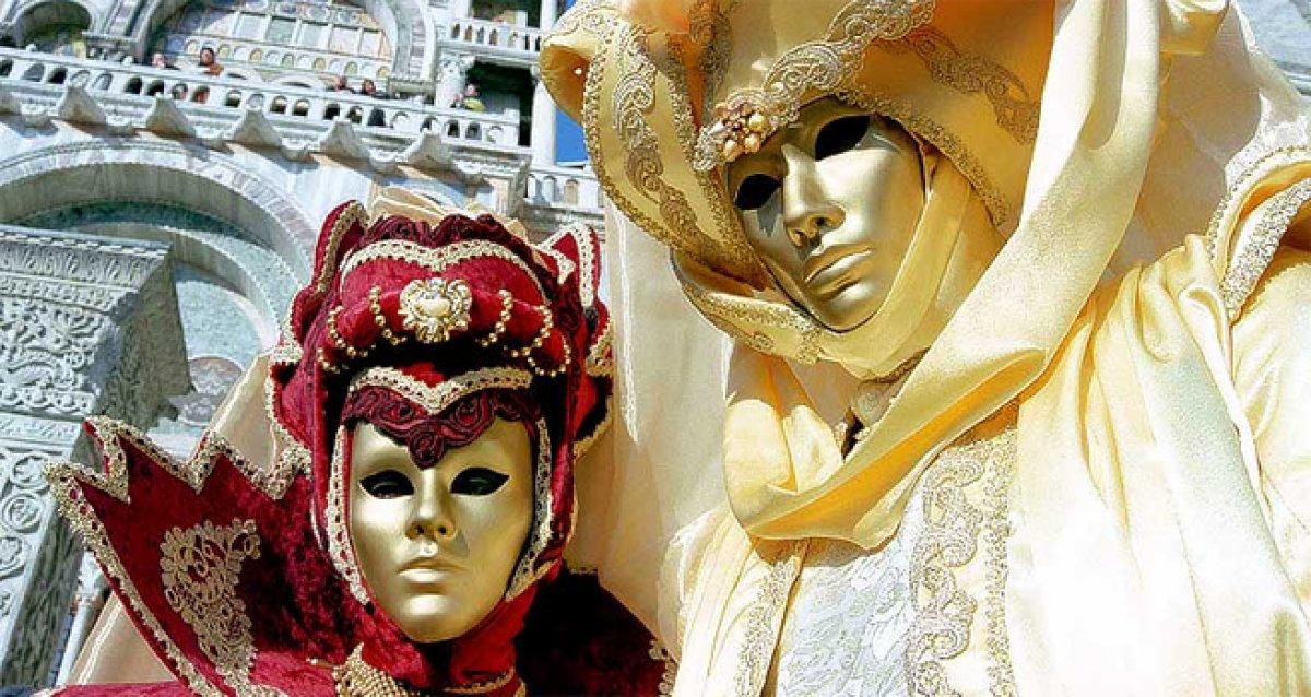 """Все на """"Венецианский карнавал""""!"""