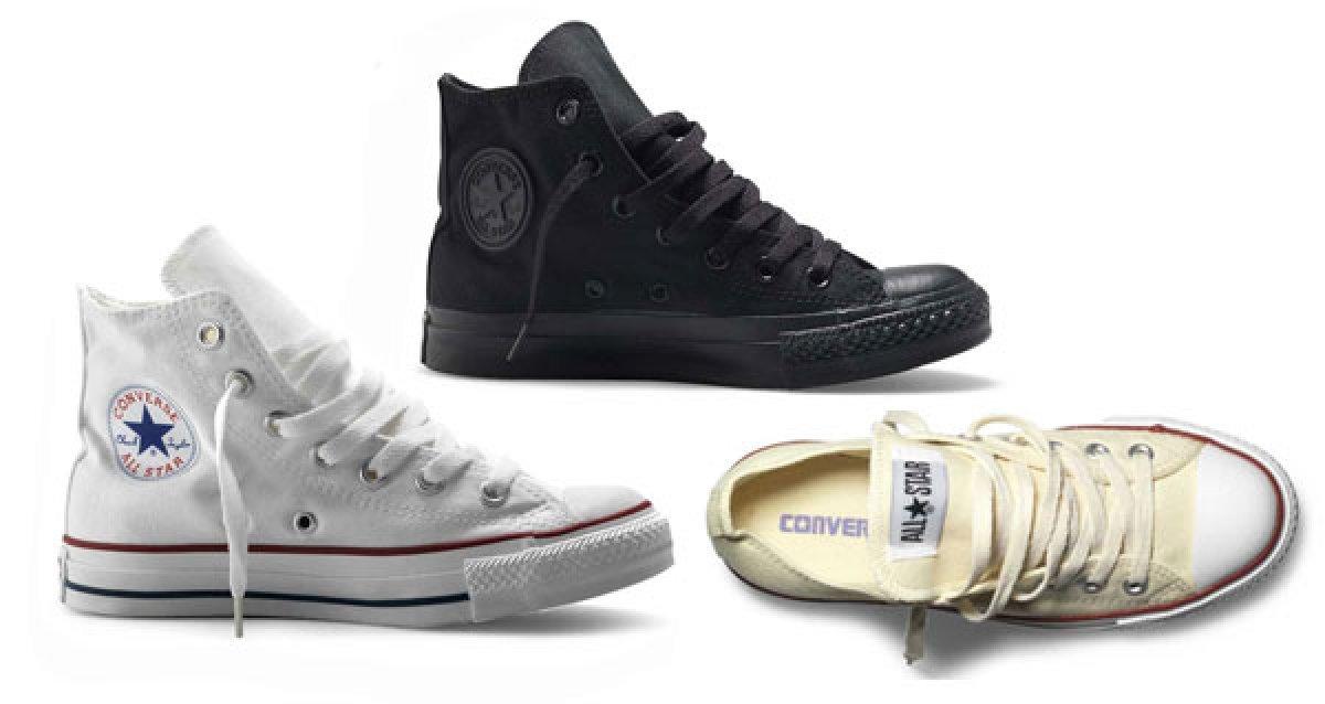 Легендарные кеды Converse для него и для нее!