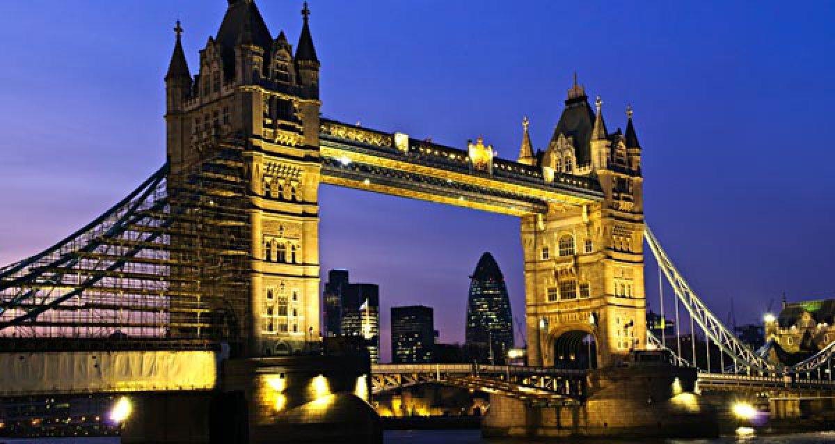 Посетите королевский Лондон!